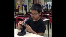 Kiley & Jakob on How to Use a Microscope
