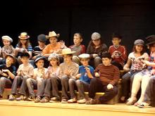 Grade 5 Class Playing the Spoons (Yeeeeeehawww!)